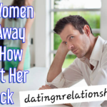 4 Reasons Girls Pull Away. 4 Ways To Re-attract Her